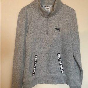 PINK Victoria secret Gray Sweatshirt